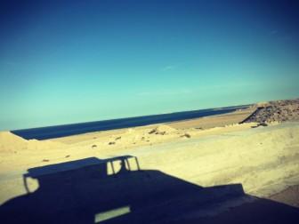#Off2Africa Jour 13 Dakhla Sahara occidental - Frontière Mauritanie