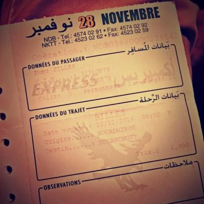 #Off2Africa Jour 16 Nouadhibou Mauritanie