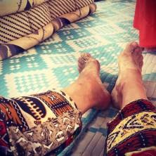 #Off2Africa Jour 30 Lac Retba Sénégal