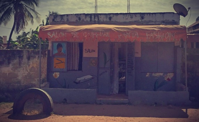 #Off2Africa Jour 48 Ziguinchor Casamance Sénégal © GILLESDENIZOT