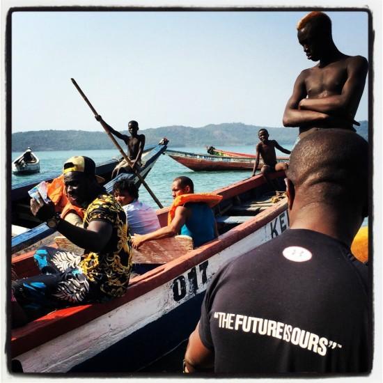 #Off2Africa Jour 63 Îles de Loos Guinée © GILLESDENIZOT