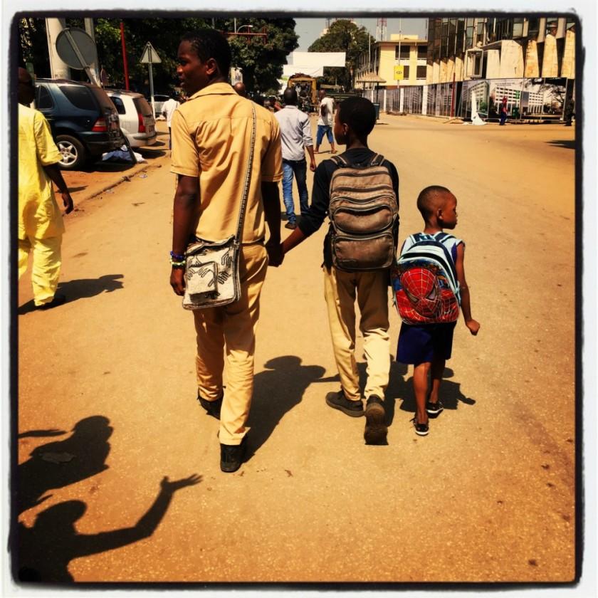 #Off2Africa Jour 68 Conakry Guinée © GILLESDENIZOT