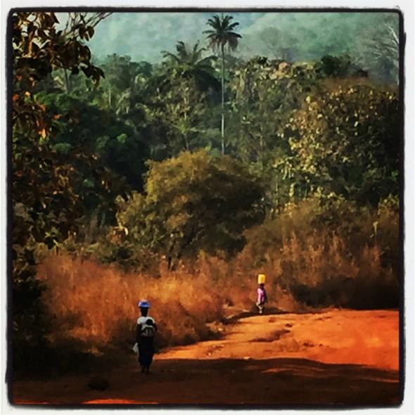 #Off2Africa Jour 61 Kindia Guinée © GILLESDENIZOT