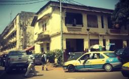 #Off2Africa Jour 64 Conakry Guinée © GILLESDENIZOT