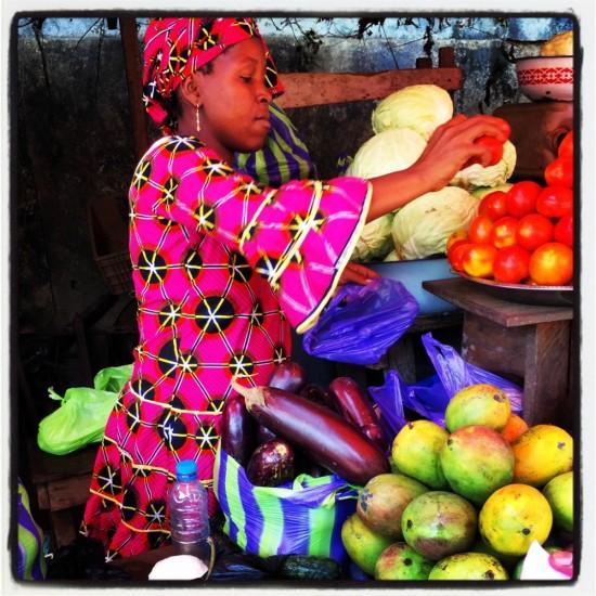 #Off2Africa Jour 70 Conakry Guinée © GILLESDENIZOT