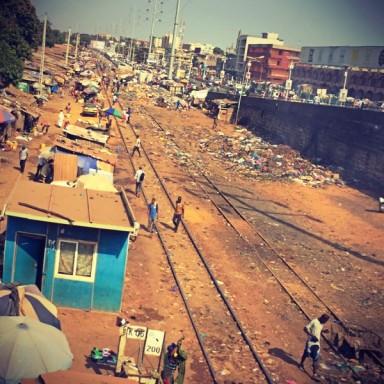 #Off2Africa Jour 72 Conakry Guinée © GILLESDENIZOT