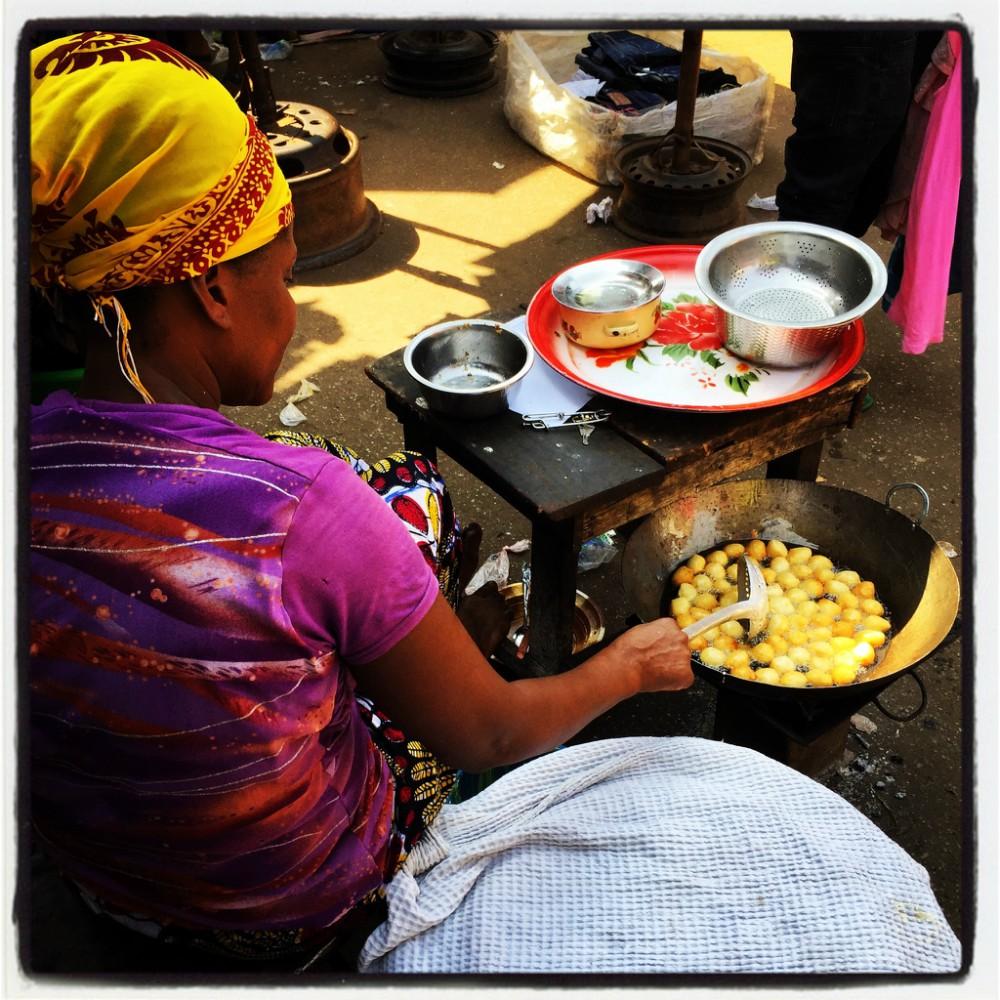 #Off2Africa Jour 73 Conakry Guinée © GILLESDENIZOT
