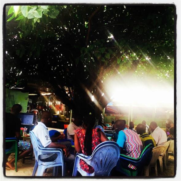 #Off2Africa Jour 95 Abidjan Côte d'Ivoire © GILLESDENIZOT