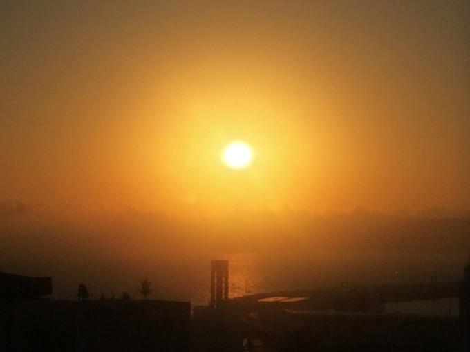 ©GILLESDENIZOT Dernier lever de soleil à Tanger, 15 juin 2018
